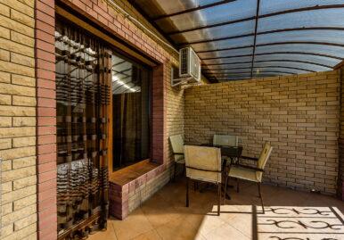 Номер «Люкс» с балконом